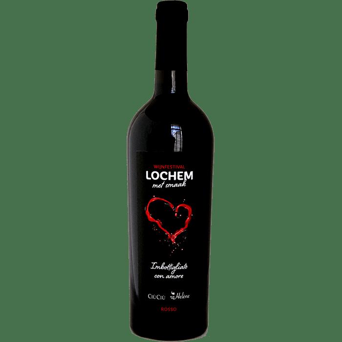 Ciu Ciu Bacchus Rode wijn Wijnfestival 2017 | Wijn van Helene