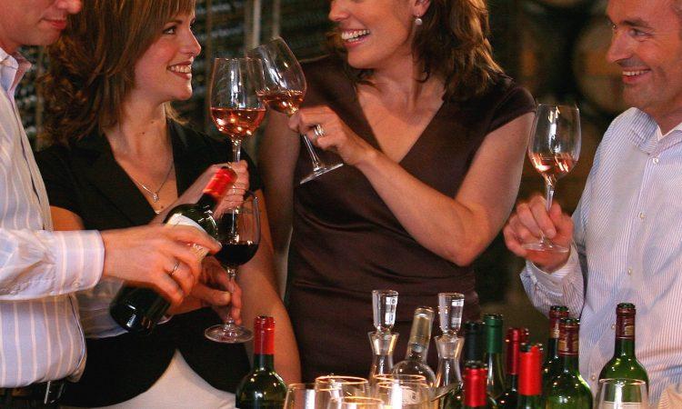 Wijnproeverij zondag 6 november - Wijn van Helène