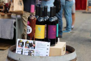 Wijnfestival Chateau voor Buren - Wijn van Helene