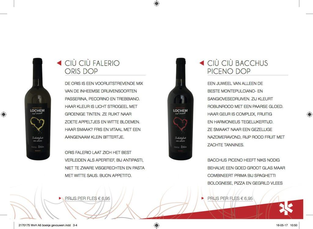 Wijnfestival Lochem 2017 smaaknotitie | Wijn van Helène