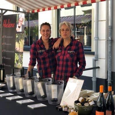 Nederlandse Wijnfeesten 2019   Wijnfeest Groesbeek   wijnproeverij   september 2019   wijn van Helene   Wijn en spijs