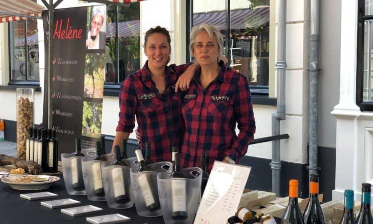 Nederlandse Wijnfeesten 2019 | Wijnfeest Groesbeek | wijnproeverij | september 2019 | wijn van Helene | Wijn en spijs